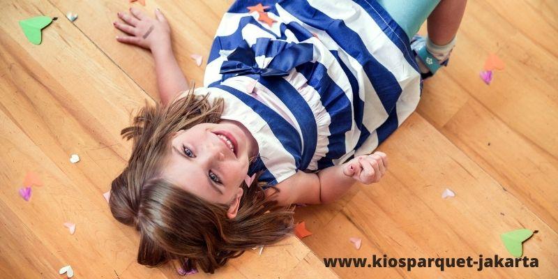 lantai kayu jati bagus utuk kesehatan