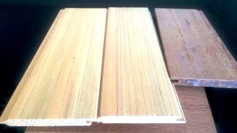 Lumber Ceiling Kayu Agatis