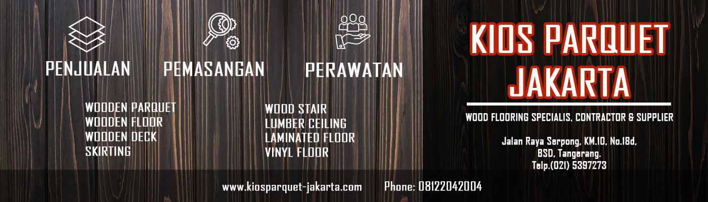 Kios Parquet Jakarta