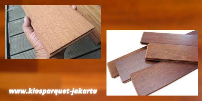 flooring merbau bagus untuk penderita rematik