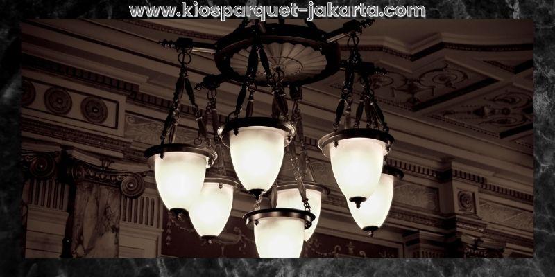 Tips Mendekorasi Rumah Minimalis- gunakan lampu tipe victorian