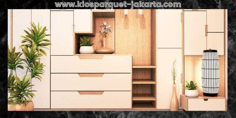 Tips Mendekorasi Rumah Minimalis- gunakan kabinet multifungsi