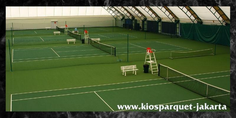 lantai untuk lapangan indoor - lantai atlateik