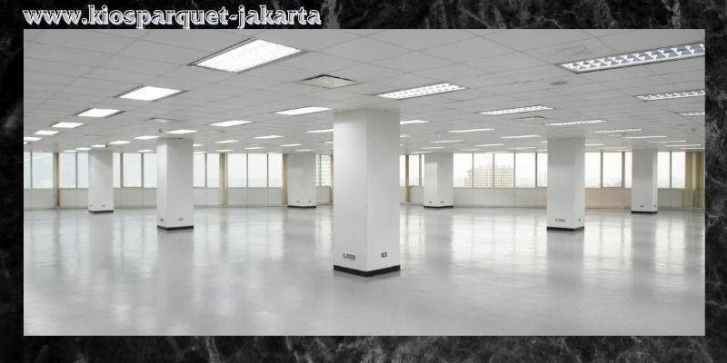 lantai terbaik untuk kantor - lantai granit