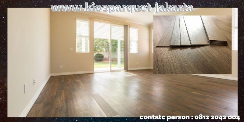 Jenis-jenis Lantai Kayu Tempel Terbaik - lantai vinyl motif kayu