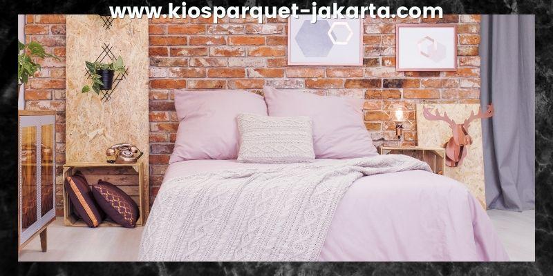 Tips Mendekorasi Kamar Tidur - gunakan wallpaper