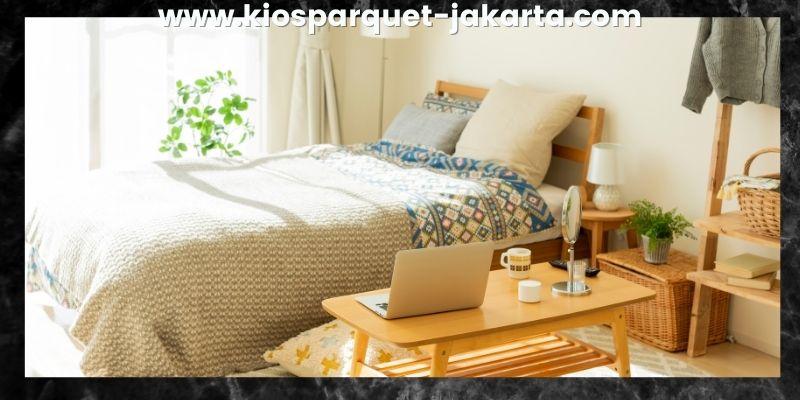 Tips Mendekorasi Kamar Tidur - hadirkan warna-warna netral